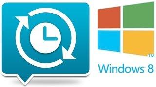Как Настроить Резервное Копирование в Windows 8