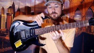Пара простых трюков для улучшения техники правой и левой руки при игре на гитаре