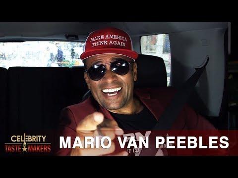 Mario Van Peebles Interview