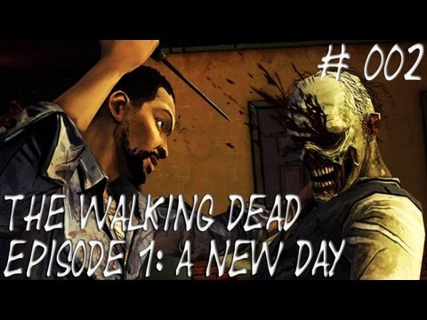 The Walking Dead: The Game Singleplayer