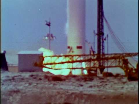Launchings of Discoverer and Explorer
