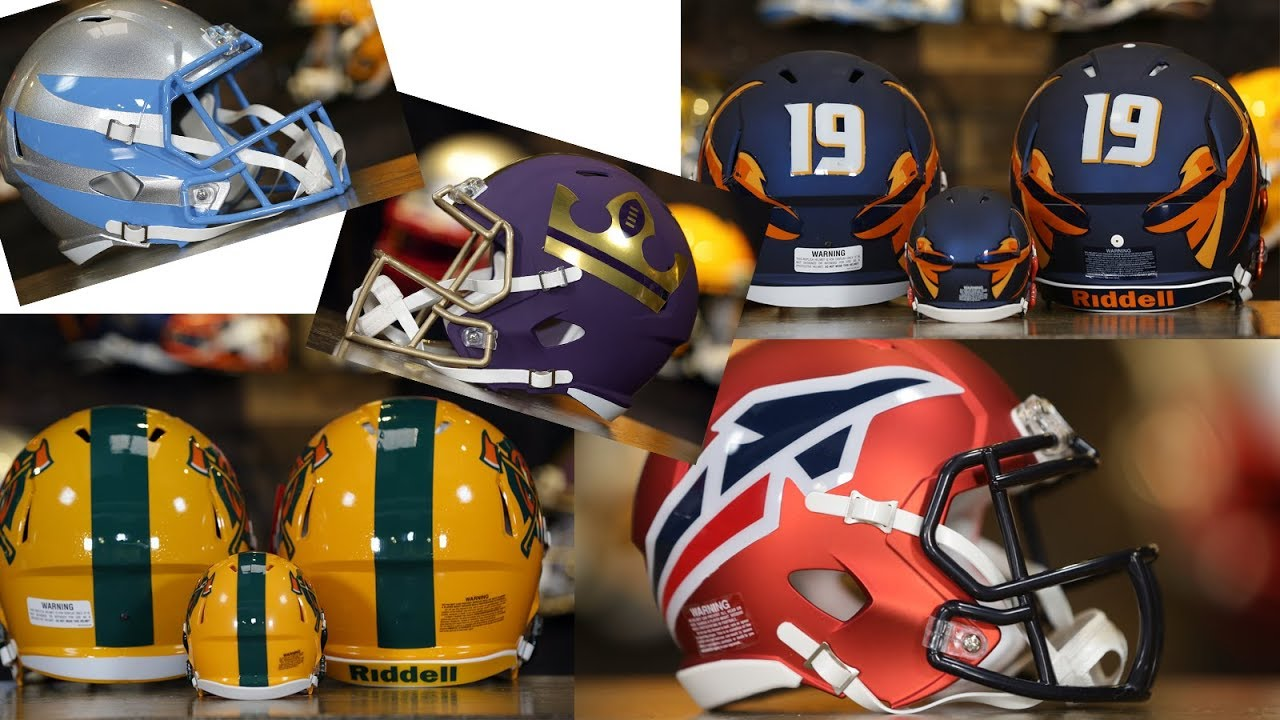 648170cb Reacting to AAF collectable helmets