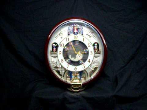 Seiko Beatles Clock