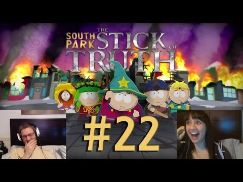 South Park: The Stick of Truth Part 22 -- RECRUIT THE GIRLS!