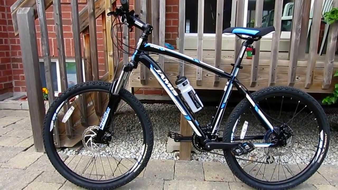 6a5724458b3 Jamis Trail X2 Mountain Bike Review - YouTube