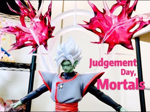 REVIEW | FC Gattai Zamasu Resin Statue