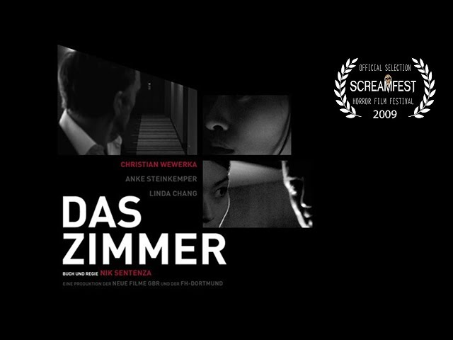 THE ROOM (Das Zimmer)| Scary Short Horror Film | Screamfest