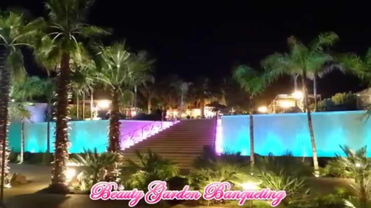 Presentazione beauty garden banqueting 2014 youtube for Beauty garden