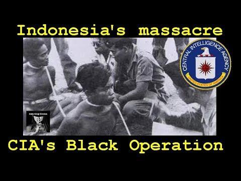 "CIA ""Black Operation"" in Indonesia"