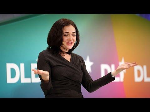 Keynote by Sheryl Sandberg (COO at Facebook) | DLD12