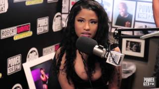 Can Nicki Minaj Name 7 Words That Rhyme with
