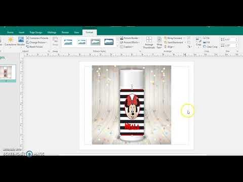 Mockups tutorial, using publisher or microsoft