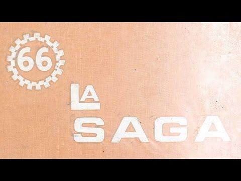 1966 Caprock High School yearbook:  La Saga