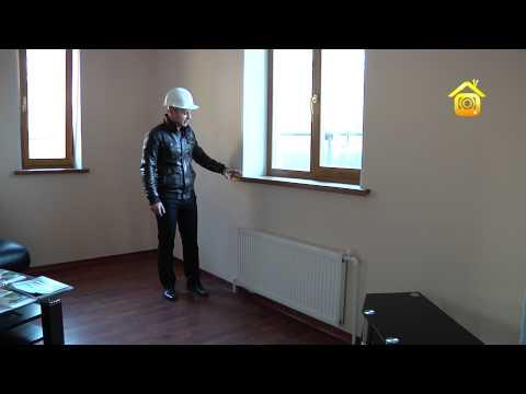 видео: Работа с блоками из газобетона // forumhouse