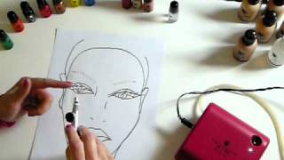 How to Create a Bronze Fake Tan Blusher by Hollywood Air Airbrush Makeup Thumbnail