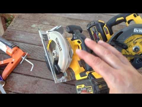 Dewalt Flexvolt 54v 125mm Grinder Brushless 5 Inch Dc