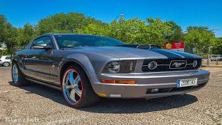 Ford Mustang photo editor #25 desktop backgrounds Blazzjah