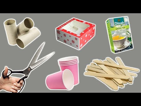 5 Recycling Ideas You Must Try| Best Out of Waste #3