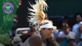 Katie Boulter seals her first win at Wimbledon