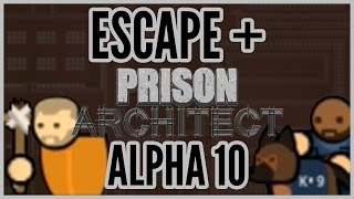 Bad To The Bone = Escape + Prison Architect [Version 1.0]