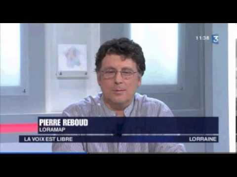 la voix est libre -  France 3 Lorraine -  la vérité sur la bio  -  19 10 2013 -   by lolo54