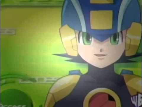 Megaman NT Warrior Axess Episode 8 ENG