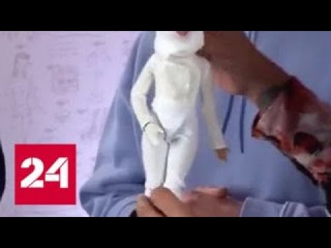 Кукла Барби впервые официально надела хиджаб - Россия 24