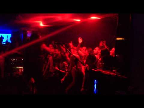 Skindred playing V Club Hard Rock Hell (HRH ROAD TRIP IBIZA) 2015