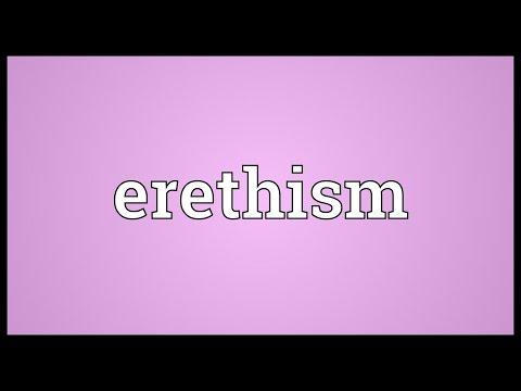 Header of erethism