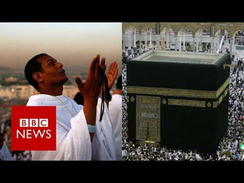 Hajj: 7 things you don't know about the Muslim Pilgrimage - BBC News