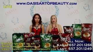"OASIS Live ""Lanys Coffee"", 6pm, Wednesday January 8, 2015 (Language=English) Thumbnail"