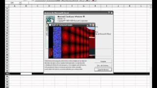 el blog de emi - microsoft excel 95