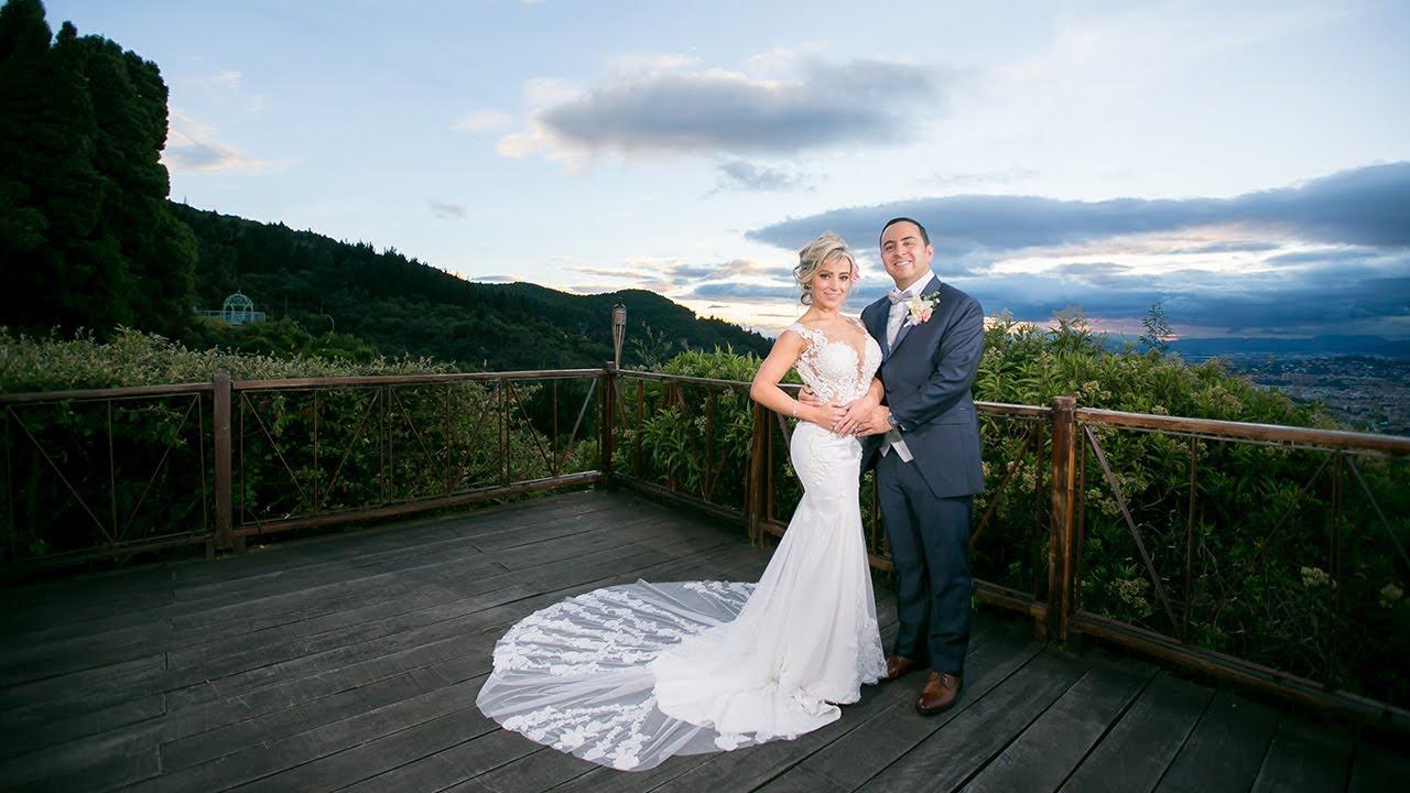 La novia más linda del Mundo Boda Maria Clara y Daniel Bahía Centro de Convenciones