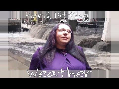 Shaniqua Talks: End of the Vegas Dry Spell/California Storm Devastation