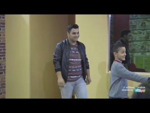نسيم رايسي من تونس في الايفال الرابع عشر و الأخير لـ ستار اكاديمي 11 - 18/01/2016