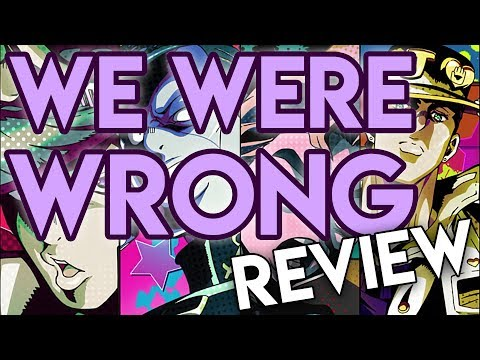 We Were Wrong?! | Kato Reviews: Diamond is Unbreakable