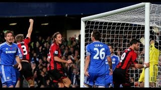 Chelsea FC 2-2 West Bromwich Albion FC English Premier League (Goals & Highlights) 09 11 2013