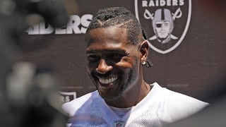 """WR Antonio Brown: """"We challenge each other everyday"""""""