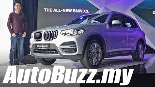 BMW X3 xDrive30i Luxury, Things You Need To Know - AutoBuzz.my