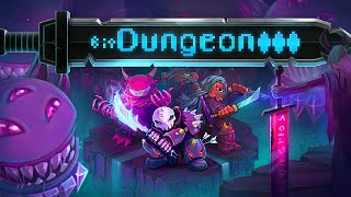 Official bitDungeon III (by KintoGames LLC) Launch Trailer (iOS/Android/Steam)