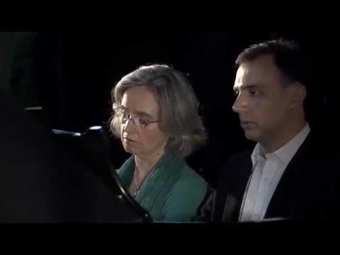 CARLES & SOFIA PIANO DUO: Fauré. Le Jardin de Dolly