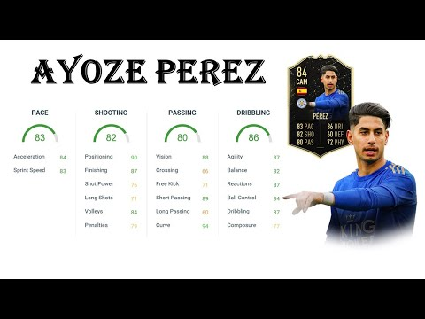 """How Good Is """"In-Form"""" Ayoze Perez In FIFA 20?"""