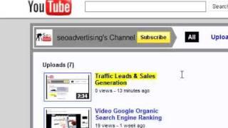 SEO Secrets Generate More Traffic  Sales Leads & Free Advertising