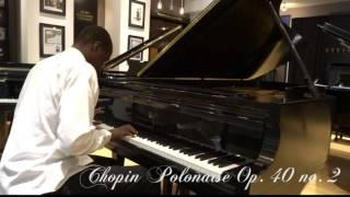 Novell Allen-Chopin Selections