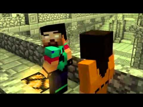 "♪ ""Breaking Out'' - A Minecraft Parody of Capital Cities ""Safe and Sound"" ♪"