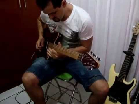 Luiz Furtado solo música ¨another brick in the wall¨ Pink Floyd
