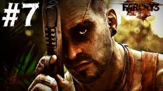 Far Cry 3 Gameplay Walkthrough Part 7 - Prison Break-in - Mission 6