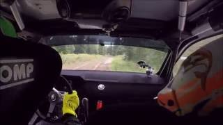 Kalle Rovanperä - R5 Test Incar
