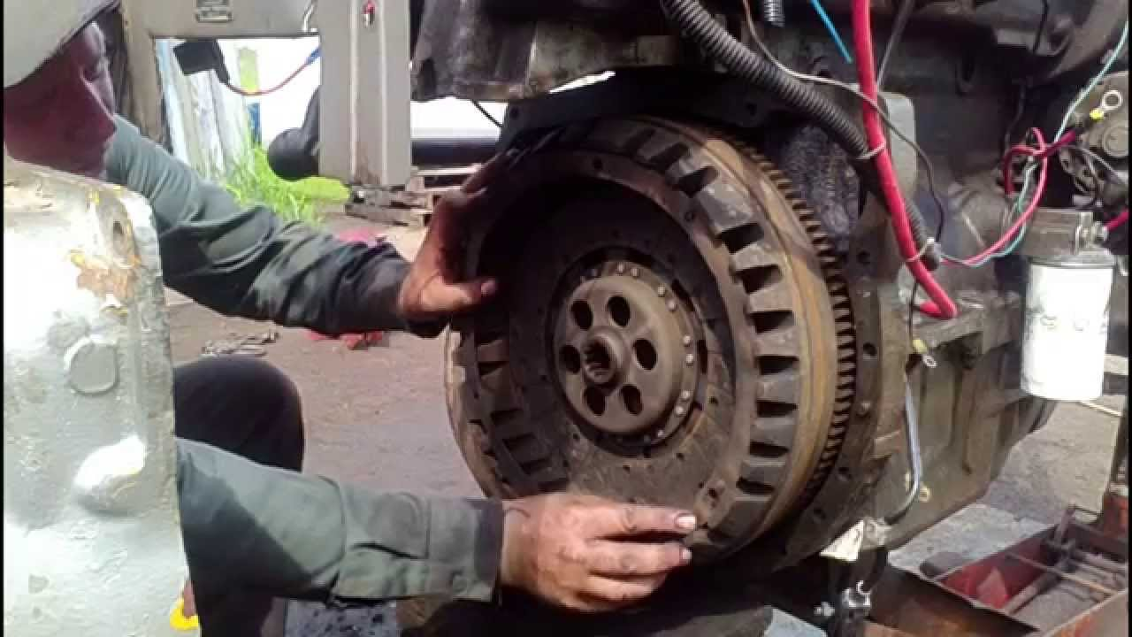 Replacing A 2 Stage Clutch Youtube Taft Tractor Wiring Diagram