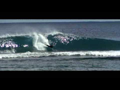 Nick Gornall Bodyboarding Cook Island Movement TV (2009)